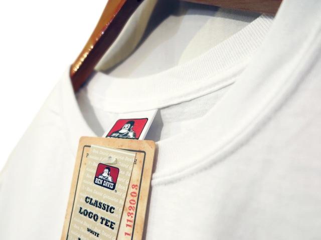 画像3: BEN DAVIS Classic Logo Print Tee size S ~ 2XL