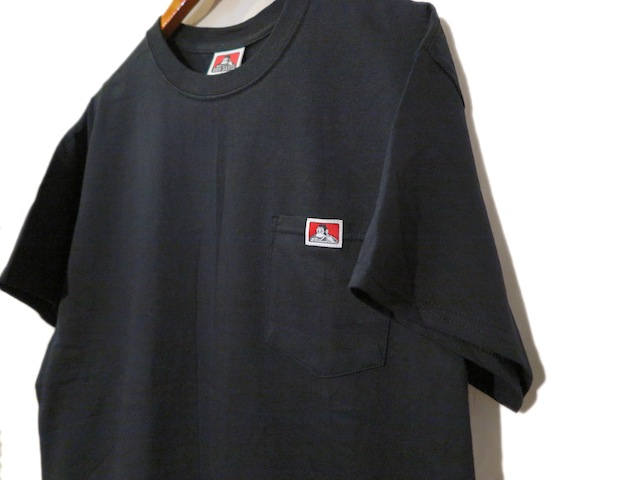 "画像3: BEN DAVIS Pocket Tee ""BLACK"" size S ~ 2XL"
