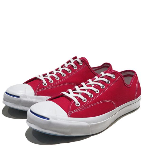 """画像1: NEW Converse """"Jack Purcell Signature"""" Low-Cut Canvas Sneaker RED size 11 1/2"""