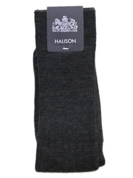 画像1: Riprap HALISON Nz MERINO LONG HOSE SOCKS color : CHARCOAL size FREE (25~27cm)