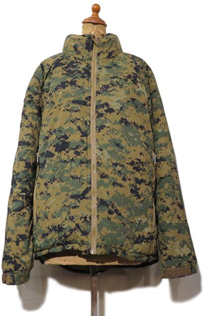 """画像1: USMC """"WILD THINGS TACTICAL"""" Level7 High Loft Jacket Dead Stock  size X-SMALL-REGULAR"""