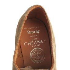 """画像8: Riprap -made by CHEANEY- """"HARWELL(MOD)RR"""" Suede Leather Shoes color : TUNDRA  size UK6.5~9(25.5~28cm) (8)"""