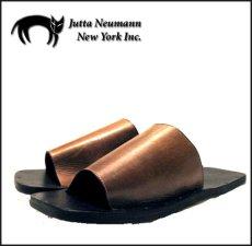 """画像1: JUTTA NEUMANN """"SAM"""" SADDLE Leather Sandal (1)"""