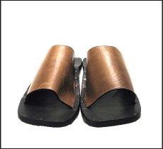 """画像2: JUTTA NEUMANN """"SAM"""" SADDLE Leather Sandal (2)"""