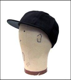 "画像3: EBBETS FIELD x the poem ""BLANK CAP"" BLACK size 7 1/2 (3)"