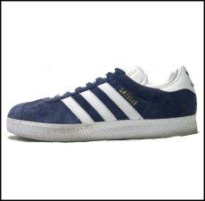 """画像2: 00's~ adidas """"GAZELLE"""" Suede NAVY size 8 1/2 (2)"""