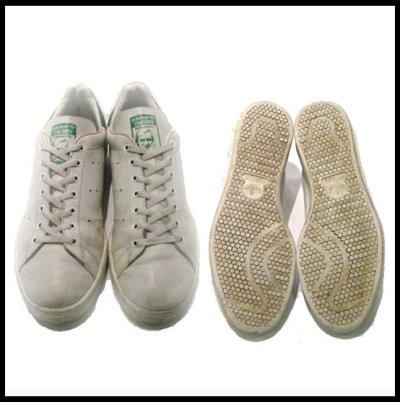 """画像1: 1980's adidas """"STAN SMITH""""  made in Czechoslovakia size 10 (28 cm)"""
