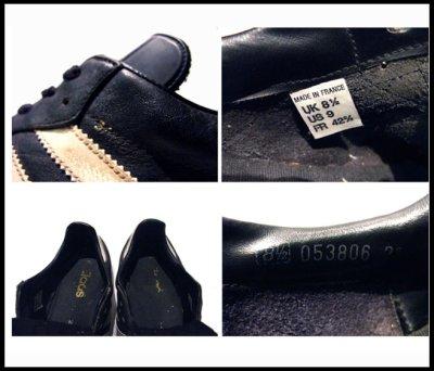 """画像2: 1980's adidas """"SAMBA""""  made in France size 9 1/2"""