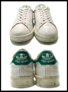 """画像3: 1980's adidas """"STAN SMITH""""  made in Czechoslovakia size 10 (28 cm) (3)"""