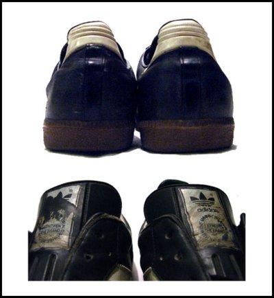 """画像1: 1980's adidas """"SAMBA""""  made in France size 9 1/2"""