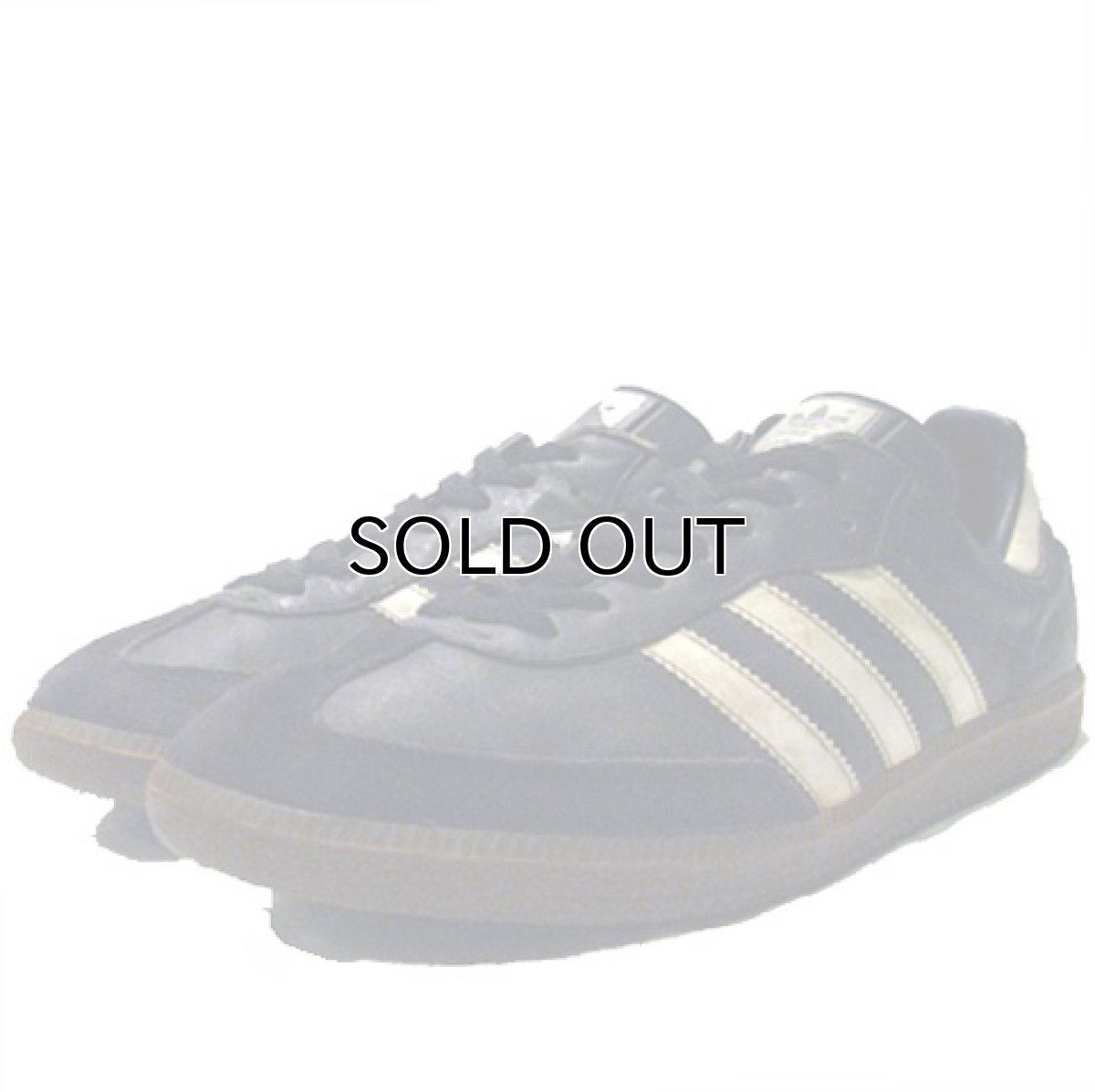 """画像1: 1980's adidas """"SAMBA""""  made in France size 9 1/2 (1)"""