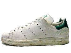 """画像2: 1980's adidas """"STAN SMITH""""  made in Czechoslovakia size 10 (28 cm) (2)"""
