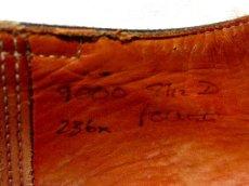 """画像4: JHON LOBB PARIS """" Fould """" Monk Strap Leather Shoes size 8 1/2 D (4)"""