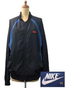 画像1: 1980's NIKE AIR JORDAN Nylon Jacket size M (表記M) (1)