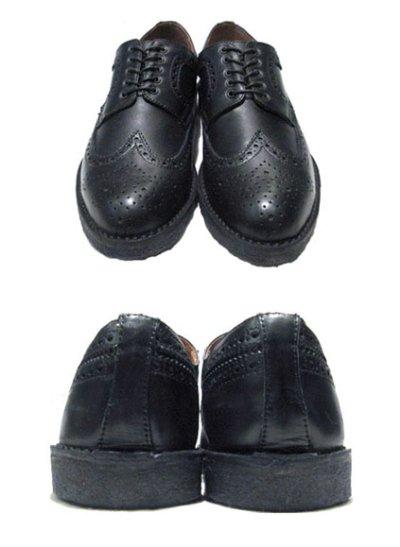 画像2: ADAM KIMMEL 2012-13AW Wing Tip Leather Shoes Gam Sole size 9
