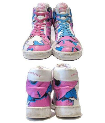 """画像2: 1980's PUMA """"ART OF PUMA""""  Sneaker size 9 (27cm)"""
