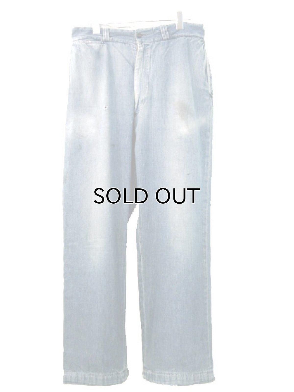 """画像1: 1950's """"BIG MAC"""" Denim Trousers size 33 inch (表記 なし) (1)"""