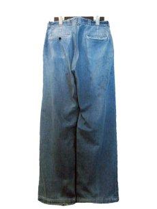 """画像2: 1950's """"BIG MAC"""" Denim Trousers size 33 inch (表記 なし) (2)"""