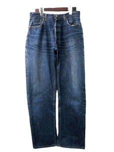 """画像1: 1960's LEVI'S 501 BIG """"E"""" Denim Pants size 34 inch (表記 W 36 x L 36) (1)"""