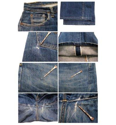 """画像3: 1960's LEVI'S 501 BIG """"E"""" Denim Pants size 34 inch (表記 W 36 x L 36)"""