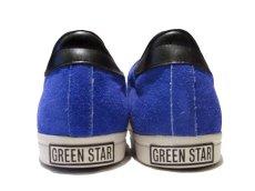 """画像3: adidas """"GREEN STAR""""  Suede Sneaker  BLUE size 9.5 (3)"""