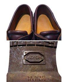 """画像4: ~1980's """"Allen Edmonds"""" Leather Deck Shoes BROWN size 9 1/2 D (4)"""