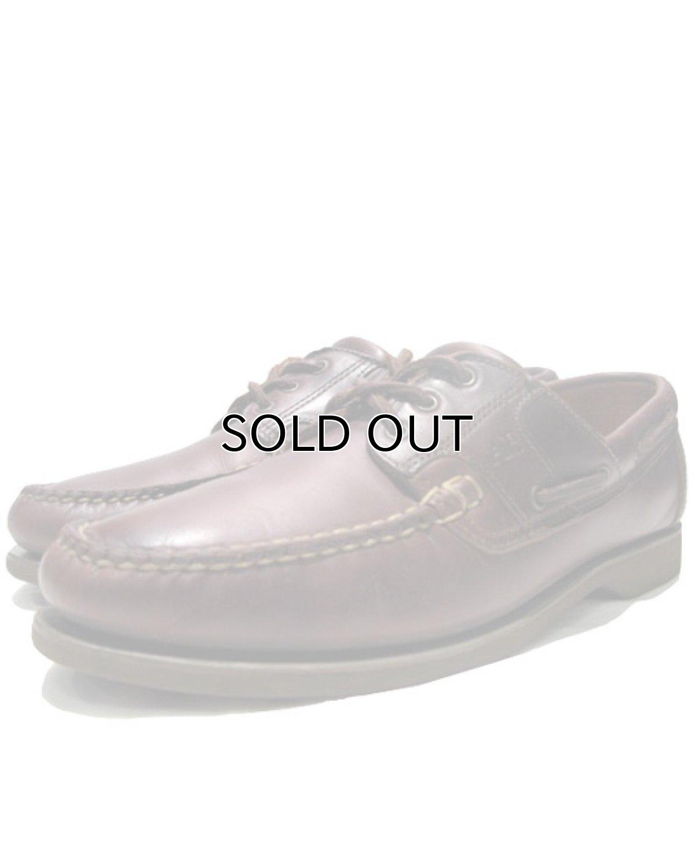 """画像1: ~1980's """"Allen Edmonds"""" Leather Deck Shoes BROWN size 9 1/2 D (1)"""