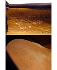"""画像5: ~1980's """"Allen Edmonds"""" Leather Deck Shoes BROWN size 9 1/2 D (5)"""