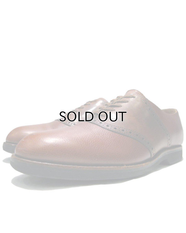 """画像1: """"COLE-HAAN"""" Saddle Shoes made in USA BROWN  size 8  ( 26 cm ) (1)"""
