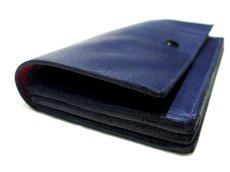 """画像3: """"JUTTA NEUMANN"""" Leather Wallet """"the Waiter's Wallet""""  color : NAVY  財布 ONE SIZE (3)"""