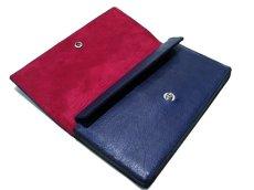 """画像4: """"JUTTA NEUMANN"""" Leather Wallet """"the Waiter's Wallet""""  color : NAVY  財布 ONE SIZE (4)"""