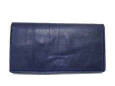 """画像2: """"JUTTA NEUMANN"""" Leather Wallet """"the Waiter's Wallet""""  color : NAVY  財布 ONE SIZE (2)"""