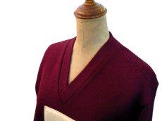 """画像4: 1950's """"LASLEY KNITTING CO."""" Lettered Knit Pullover size S - M  (表記 無し) (4)"""