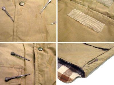"""画像3: 1980's """"L.L.Bean"""" Reversible Vest  Wool / 60:40 size M - L  (表記 M)"""