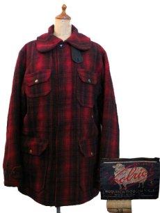 """画像1: ~1950's Woolrich Woolem Mills """"Hunting Jacket"""" size M - L (表記 38) (1)"""
