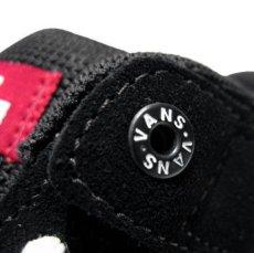 画像6: NEW VANS  Suede/Synthetic Skate Shoes BLACK/WHITE size US 9~13 (6)