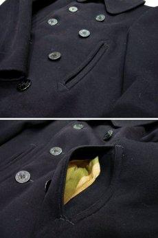 画像5: 1940's US NAVY 10-Button P-Coat size 36ぐらい  (表記 不明) (5)