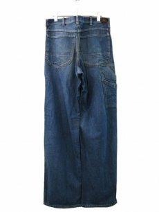 """画像2: 1950's H.D.Lee 191B JELT DENIM Painter Pants  """"Long L"""" size  w 33 inch (表記 なし) (2)"""