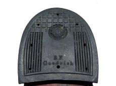 """画像5: 1960-70's """"US NAVY"""" Oxford Service Shoes  """"Leather Sole""""  size 10  ( 28 cm ) (5)"""
