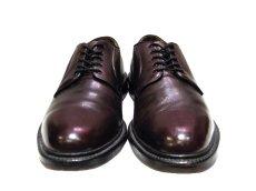 """画像5: """"Lloyd & Haig"""" Plain Toe Leather Shoes  Burgundy  size 10  ( 28 cm ) (5)"""