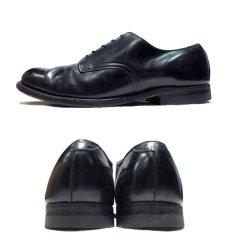 """画像3: 1960-70's """"US NAVY"""" Oxford Service Shoes  """"Leather Sole""""  size 10  ( 28 cm ) (3)"""