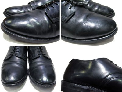 "画像2: 1990's ""US NAVY"" Oxford Service Shoes  size 9 R  ( 27 cm )"