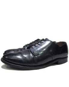 "画像1: 1990's ""US NAVY"" Oxford Service Shoes  size 9 R  ( 27 cm ) (1)"