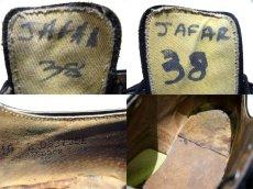 """画像4: 1980's """"US NAVY"""" Oxford Service Shoes BLACK size 10 R  ( 28 cm ) (4)"""