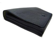 """画像5: """"JUTTA NEUMANN"""" Leather Wallet """"the Waiter's Wallet""""  color : BLACK / YELLOW 長財布 (5)"""