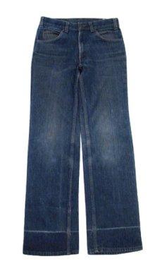 """画像1: 1980's Levi's 517 Denim Pants with Lining """"1984 L.A Olympic"""" size 30.5 inch (表記 30 x 34) (1)"""