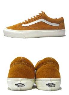 """画像2: NEW VANS """"OLD SCHOOL"""" Suede Sneaker MUSTARD / NATURAL size US 10 10.5 11.5 12 (2)"""