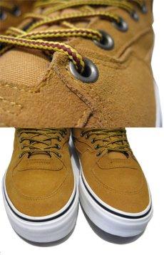 """画像5: NEW VANS """"HALF CAB"""" SUEDE Sneaker CAMEL size US 12  (5)"""