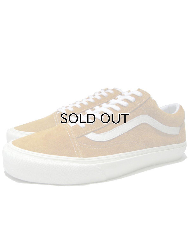 """画像1: NEW VANS """"OLD SCHOOL"""" Suede Sneaker MUSTARD / NATURAL size US 10 10.5 11.5 12 (1)"""