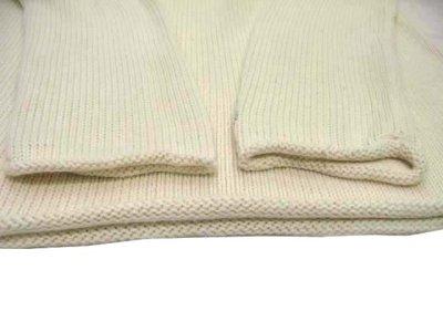 """画像2: 00's~ """"DKNY"""" Mock Neck Pullover Sweater  Ivory size M (表記 L)"""